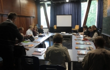 Fotografie Zasadnutie EBF v Brusseli