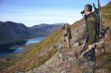 Fotografie Jesenná poľovačka na Pižmoňe v Grónsku - autor Juha Kylmä